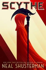 scythe -neal shusterman