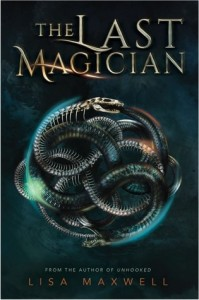 the last magician -lisa maxwell