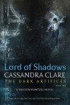 lord of shadows -cassandra clare