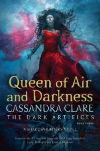queen of air and darkness -cassandra clare