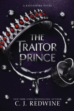 the traitor prince -cj redwine