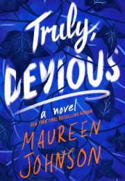 truly devious -maureen johnson