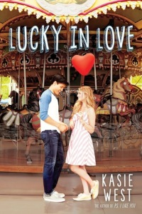 lucky in love -kasie west