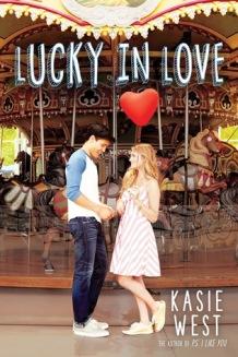 lucky in love -kasie west