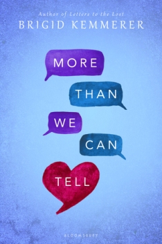 more than we can tell -brigid kemmerer