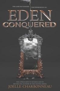 eden conquered -joelle charbonneau
