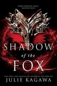shadow of the fox -julie kagawa