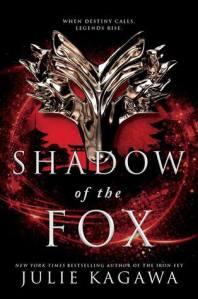 shadow of the fox -julie kagawa