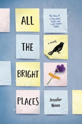 all the bright places -jennifer niven