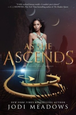 as she ascends -jodi meadows