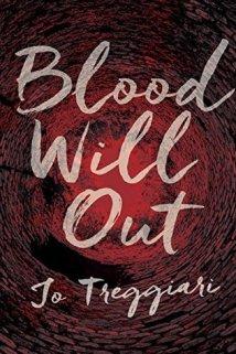 blood will out -jo treggiari