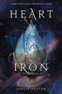 heart of iron -ashley poston