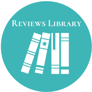 reviews library logo