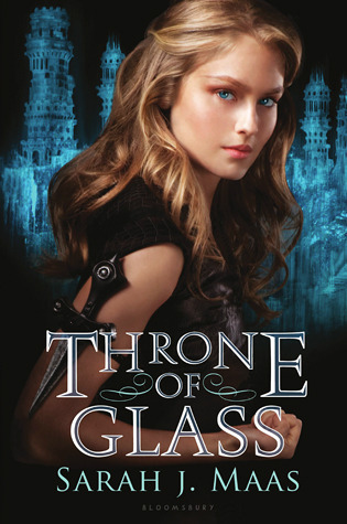 throne of glass -sjm