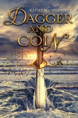 dagger and coin -kathy macillan