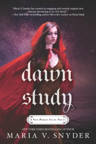dawn study -maria v snyder