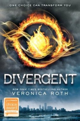 divergent -veronica roth