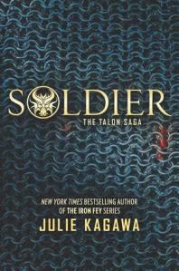 soldier -julie kagawa