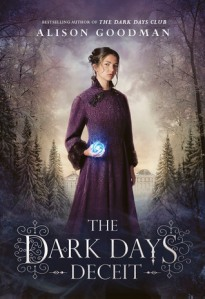the dark days deceit -alison goodman