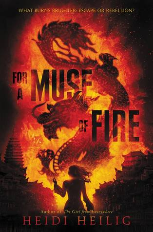 for a muse of fire -heidi heilig