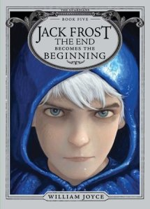 jack frost -william joyce