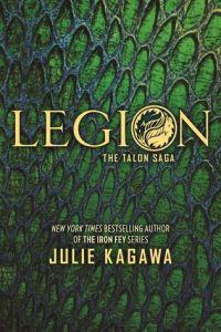 legion -julie kagawa