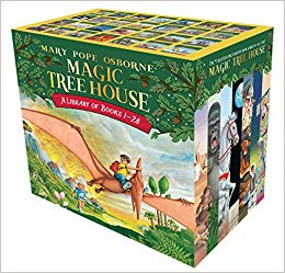 magic tree house box set