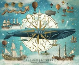 ocean meets sky -fan brothers