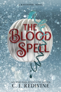 the blood spell -cj redwine