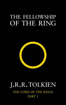 the fellowship of the ring -jrr tolkien