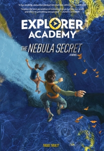 the nebula secret -trudi truett
