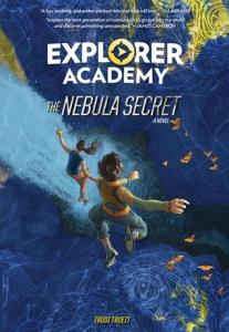 the nebula secret -trudi truett