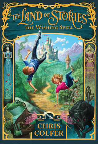 the wishing spell -chris colfer