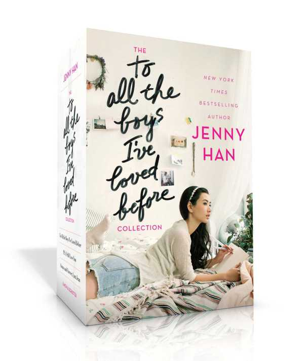 to all the boys i've loved before box set