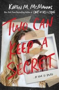 two can keep a secret -karen m mcmanus